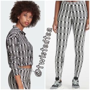 New adidas allover print matching outfit M set